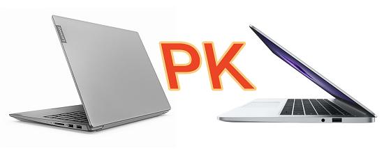 老将新贵的对决:联想小新14锐龙版 VS MagicBook 2019